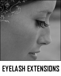 Eyelash extension gallery
